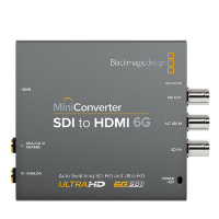 Мини конвертер Blackmagic Mini Converter SDI - HDMI 6G