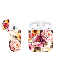 Чехол Kingxbar для Apple Airpods Vintage flower